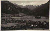 Hindelang Bavaria Bayern Allgäu ~1920/30 Blick vom Gailenberg Verlag Rauch & Co.