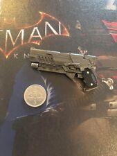 Hot Toys Batman Arkham Knight Large Pistol VGM28 loose 1/6th scale