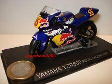 MOTO YAMAHA YZR 500 N° 55 REGIS LACONI 1999 au 1/24°
