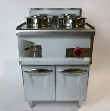 LPG GAS Commercial Wet BAIN MARIE with TAP  4x7L Round Pots & STAND - GAS  2018