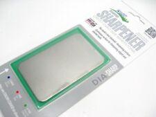 "DMT 3"" Extra Fine Credit Card Sized DIA-SHARP Diamond Knife Sharpener + Case D3E"