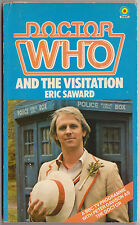 Doctor Who and the Visitation. VGC minus, 1st edn. Recommended! Target Books.