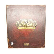 World of Warcraft: Mists of Pandaria Collector's Edition CIB Complete in Box