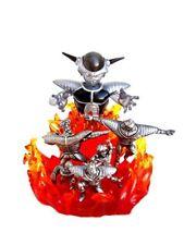 Bandai Dragonball Z Gashapon HG 10 Mini Figure- Captain Ginyu- Ginyu Force