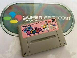Pop'n TwinBee  - Nintendo Super Famicom  SFC - (Japan)