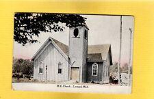 Leonard,Oakland County,MI Michigan M.E.Church, Methodist Episcopal