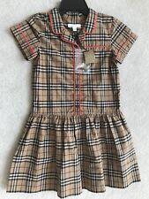 Burberry Children Dress Girl 10 years