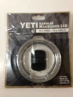 Yeti Rambler Magslider Lid For 20 oz Tumbler/10 oz Lowball - New Sealed