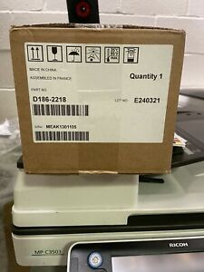 Ricoh MPC3003 MPC4503 MPC6003 BK DRUM D186-2218 D1862218 Slight B Grade box