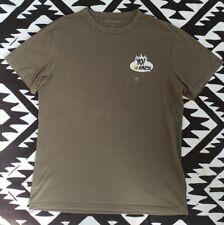 American Eagle MTV YO RAPS GREEN T-shirt Limited Edition T-shirt Mens SMALL NWT