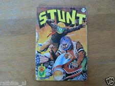 STUNT COMIC DUTCH NO 17 ,HERRIE IN HOLYWOOD,BIKES