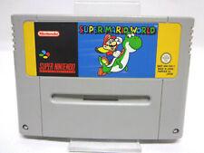 Nintendo SNES Spiel - Super Mario World 1 (Modul)(PAL) 11268772