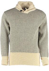 Scapa Classic Seaman's High Shawl Collar Sweater # 41104