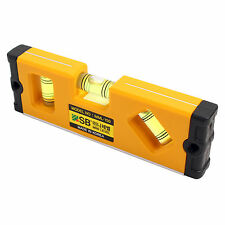 SB Corp MML-150 Pocket Mini Level Plumbers Magnet Hands Tool 150mm