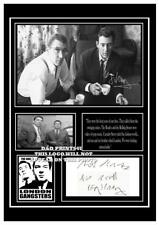 (#70). Ronnie & Reggie Kray The Kray Twins Signed Photograph Great Gift #
