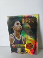 1998 Kobe Bryant Collectors Edge Game Use Ball #KB8 Los Angeles Lakers 1998 1999