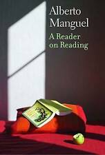 READER ON READING, A - Alberto Manguel (Hardcover, 2010, Free Postage)