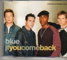 (DM637) Blue, If You Come Back - 2001 CD