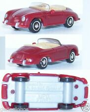 RARE MPG FERRERO HO 1/87 PORSCHE 356 SPEEDSTER APERTA 1952 GRENAT pas 911 NEUF
