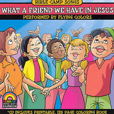 Bible Camp Songs: What a Friend We Have CD