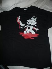 FAIRYTALE FIGHTS T-SHIRT RARE PROMOTIONAL ITEM SIZE LARGE NEW