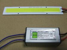 COB LED 10 WATT LUCE BIANCA 6500K CON DRIVER AC 220 VOLT
