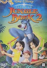 JUNGLE BOEK 2 - DISNEY - DVD