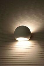 GLOBE Keramische Wandlampe 60W E27 Wandleuchten Keramik SL Kreis modern elegant