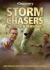 Storm Chasers up Close and Personal 0018713589996 DVD Region 1