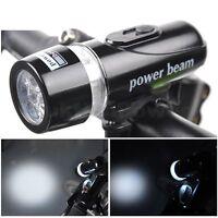 LED Fahrradlampe Fahrradlicht Scheinwerfer Set Rücklicht Fahrradbeleuchtung Kit