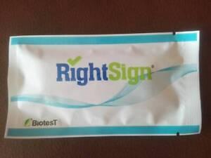 HIV Test - Schnelltest 1/2/0