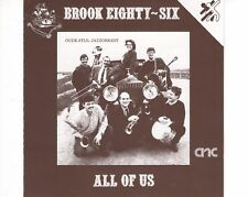 CD BROOK EIGHTY-SIXall of usJAZZ HOLLAND EX+   (B1463)
