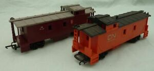 TRIANG TRANSCONTINENTAL 2 x R115 CABOOSE
