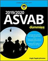 ASVAB for Dummies 2019/2020 New Paperback by Rod Powers and Angie Papple