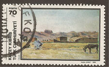 Art, Artists Cypriot Stamps (1960-Now)