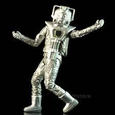 "5"" Doctor Who Classic Action Figure Earthshock Cyberman Loose New"