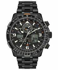 Citizen Men's Eco-Drive Skyhawk A-T Chronograph Stainless Steel JY8075-51E Watch