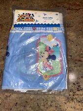 Disney Babies Standard Crib Dust Ruffle Picnic Time