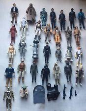 Vintage Starwars Empire Strikes Back Figures Lot 1981 ESB