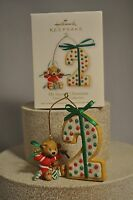 Hallmark - My Second Christmas - Child's Age Collection - Series Ornament