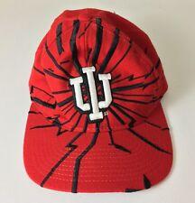 Vintage Indiana University Hoosiers Starter SnapBack Hat Lighting Design