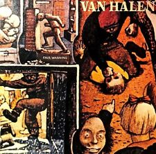 "VAN HALEN ""FAIR WARNING"" PREMIUM QUALITY USED LP (NM/EX)"