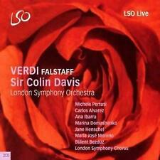 Verdi: Falstaff (CD, Oct-2004, 2 Discs, LSO Live)