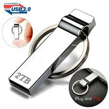 2TB Flash Drive USB3.0 High-Speed Data Storage Thumb Stick Store Movies, Picture