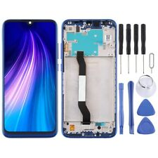 For Xiaomi Redmi Note 8 With Frame LCD Replacement Display Digitizer Touch BLUE