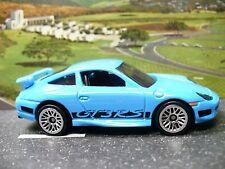 "Porsche 911 GT3 RS aka 996 ""Papa Smurf Blue""  Fast & Furious Car"
