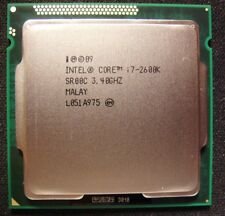 Intel Core i7-2600K Quad-Core 3.4GHz 8MB Socket LGA1155 CPU Processor SR00C