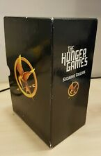The Hunger Games Trilogy, set 3 paperback books by Suzanne Collins, Box included