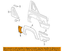 Chevrolet GM OEM 2002 Avalanche 1500 Exterior-Side Molding Right 15086334