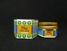 1 x10g. Tiger Balm White Ointment Relief Muscle Pain Itch Massage Herbal Natural